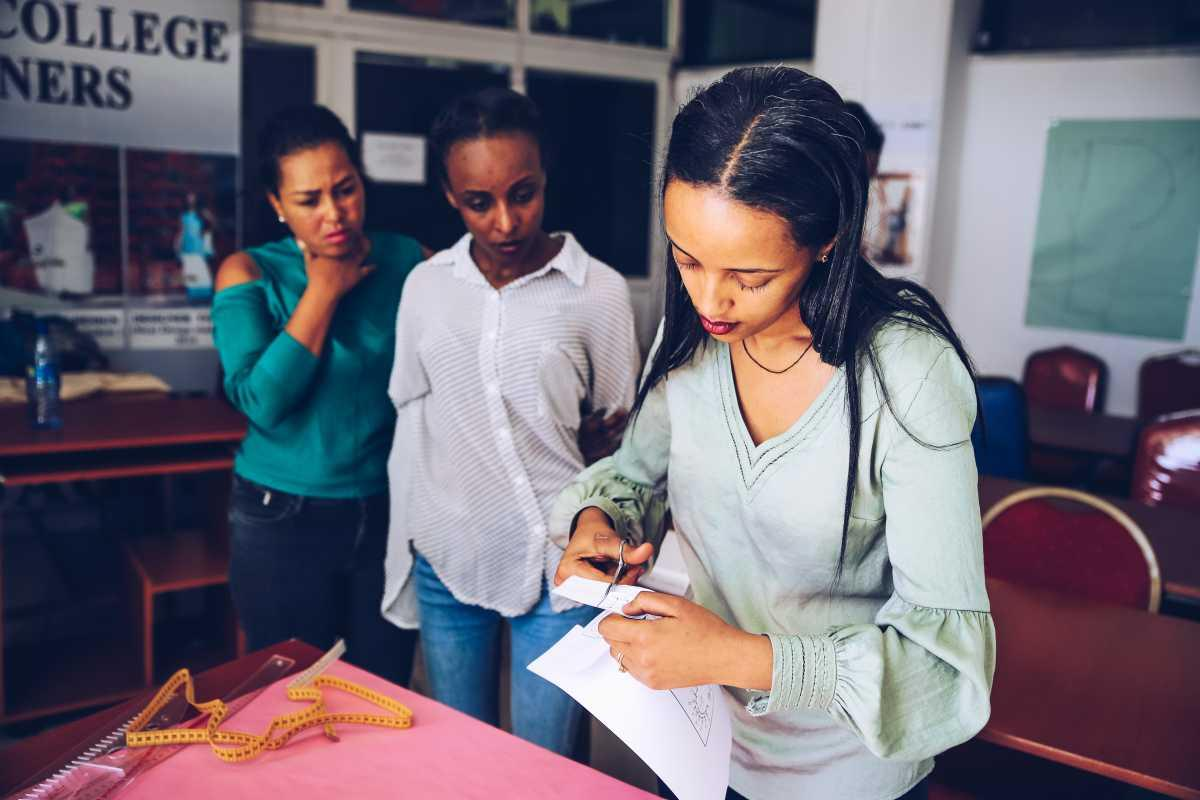 New Design Method Offers Ethiopian Women Opportunity For Independence Pum